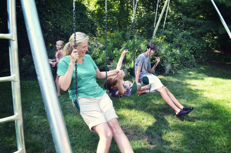 swing tricks
