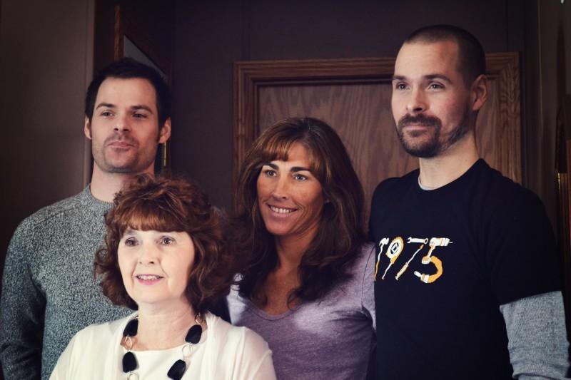 Jamie, Debbie, Kelle, & Jason