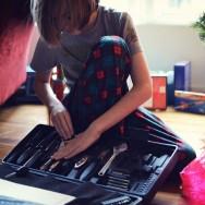 Aidan and his toolbox