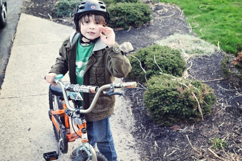 augie biking