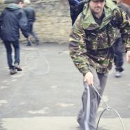 Playing at Beamish