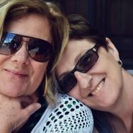 Shirley and Sylvia