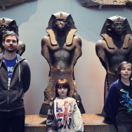 boys and their mummies