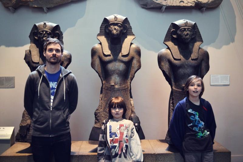 boys and their mummies