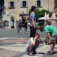 chillin in Orvieto