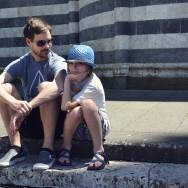 Daddy and Aidan