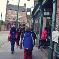 Stroll Around Beamish Town