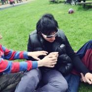 Lisa, Will, & Aidan