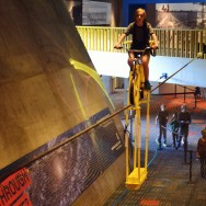 aidans high bike ride