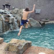 aidan jumps in